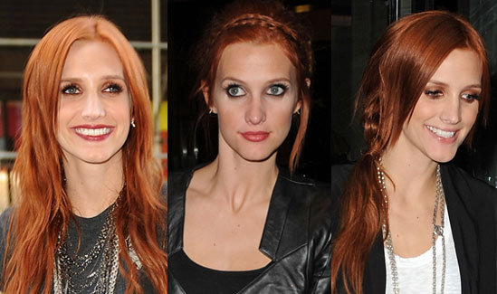 Pictures of Ashlee Simpson's Hair
