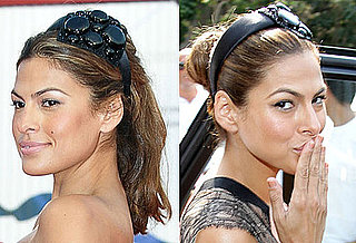 Be Like Eva: Create Two Different Looks With One Bejeweled Headband