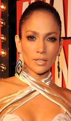 Jennifer Lopez at the 2009 MTV VMAs