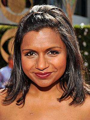 Photo of Mindy Kaling at 2009 Primetime Emmy Awards