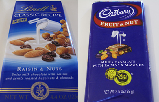 Photo Gallery: Candy-Off: Fruit & Nut Chocolate Bars