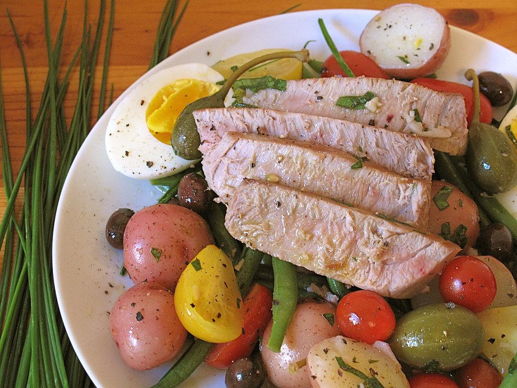 Photos of Nicoise Salad | POPSUGAR Food