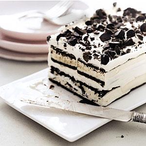Ice Cream Cake Recipe