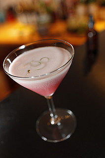 Danny Louie of San Francisco's Dosa Makes the Peony Cocktail