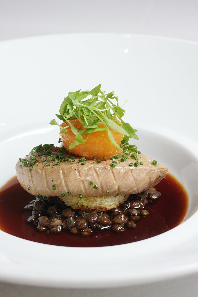 Poached Artisan Foie Gras