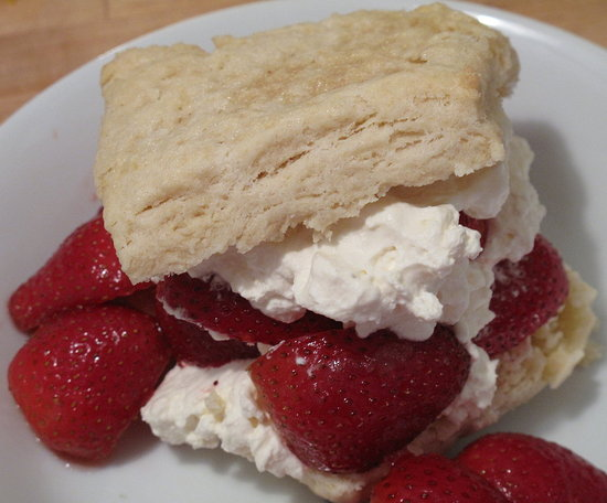 Easy Recipe For Traditional Strawberry Shortcake
