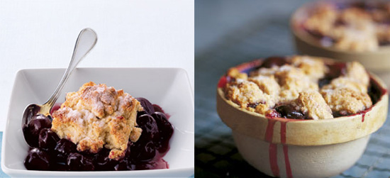 Easy & Expert Recipes For Cherry Cobbler