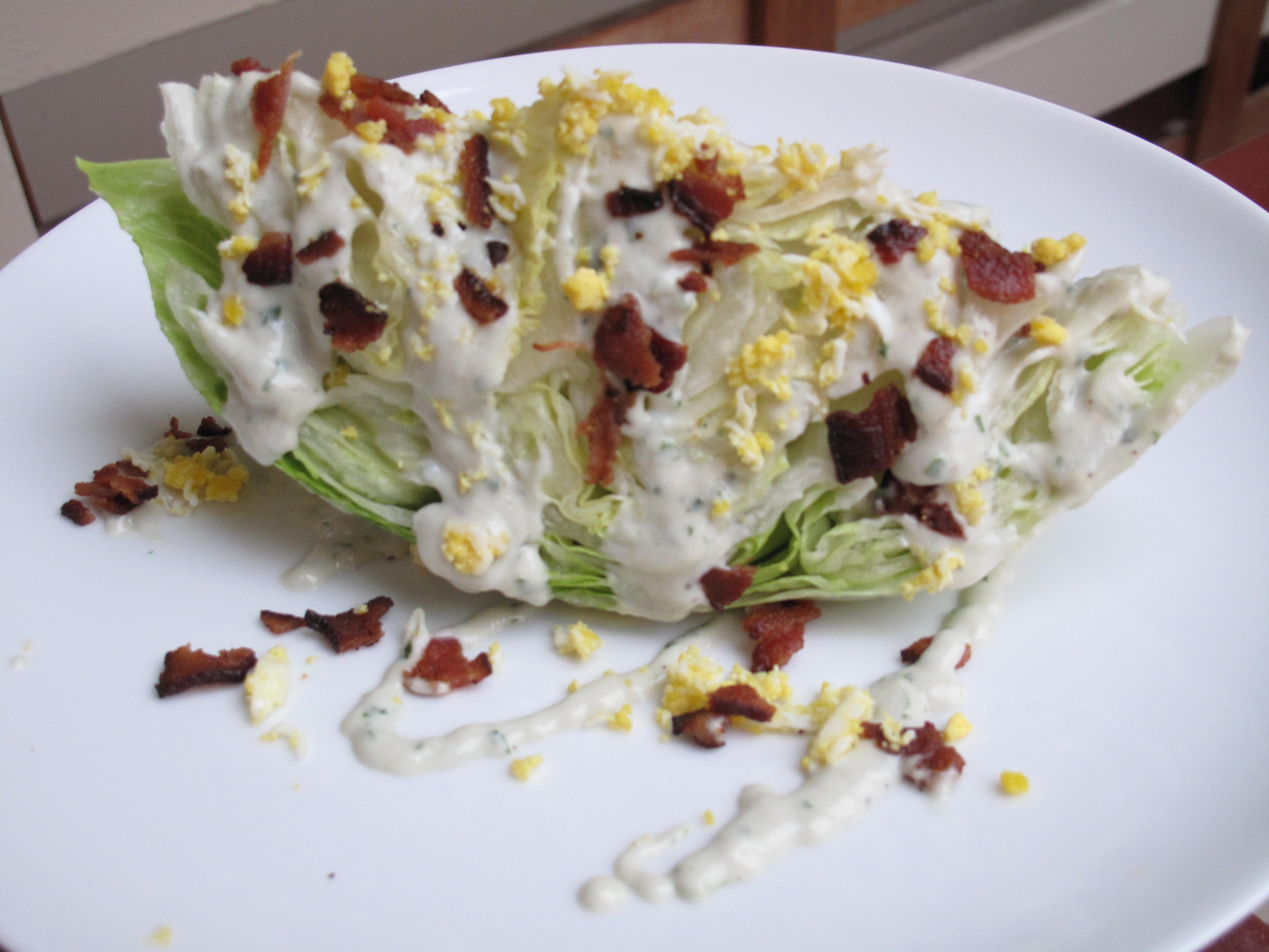 Photos of Wedge Salad