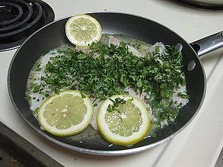 Easy White Wine Sole Recipe 2009-08-20 16:13:17