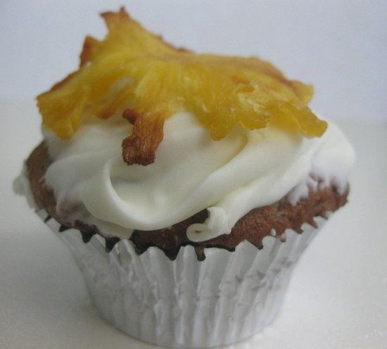 Hummingbird Cupcake Recipe