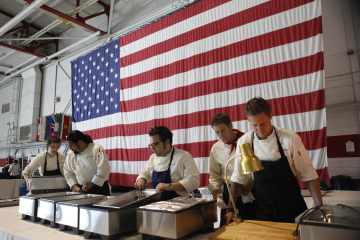 Top Chef Quiz: Thunderbirds