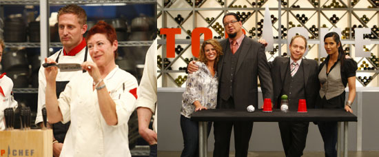 Recap of Top Chef Vegas Episode Six