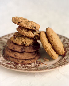 Make Ahead Oatmeal Raisin Cookie Recipe