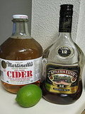Easy Apple Rum Cocktail Recipe 2009-10-01 16:08:05