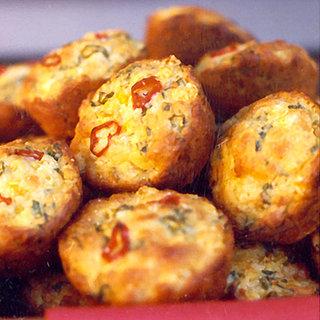 Jalapeno Cornbread Muffin Recipe