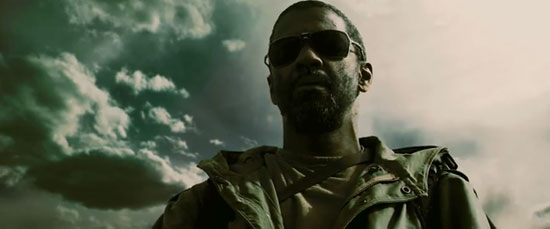 Movie Trailer For The Book of Eli Starring Denzel Washington 2009-07-24 12:30:13