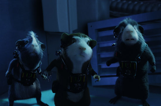 Box Office: Guinea Pigs Take Down Wizards