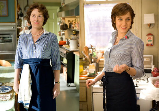 Movie Review of Julie and Julia