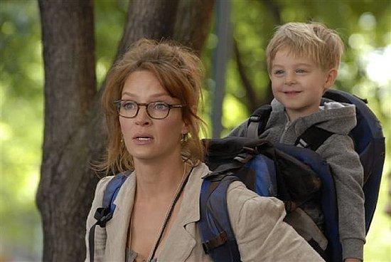 Trailer For Uma Thurman in Motherhood
