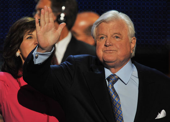 Where to Find Ted Kennedy Tributes on TV Tonight