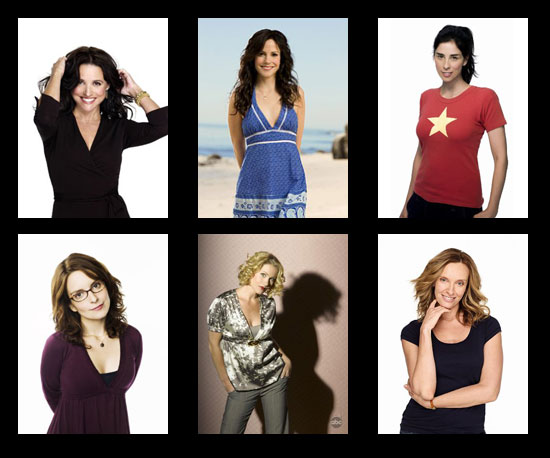 Who Should Win the Emmy For Best Lead Actress in a Comedy?