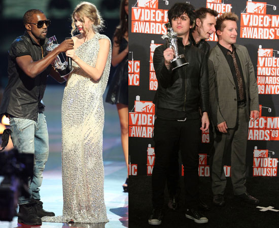 List of Winners of the 2009 MTV Video Music Awards