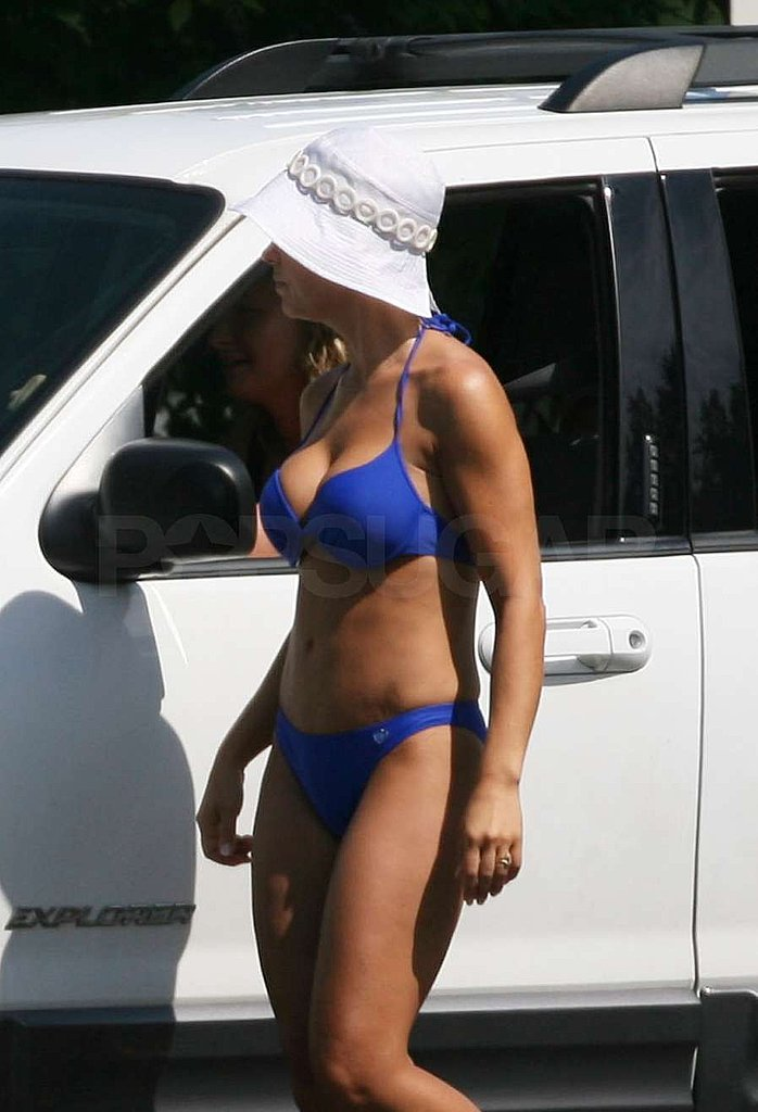 Photos of Kate Gosselin in a Bikini