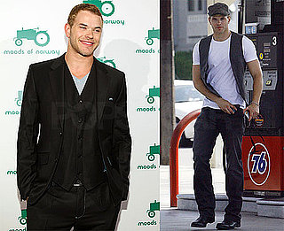 Photos of Kellan Lutz in LA, Video of Him Kissing Twilight's Ashley Greene in Warrior Preview