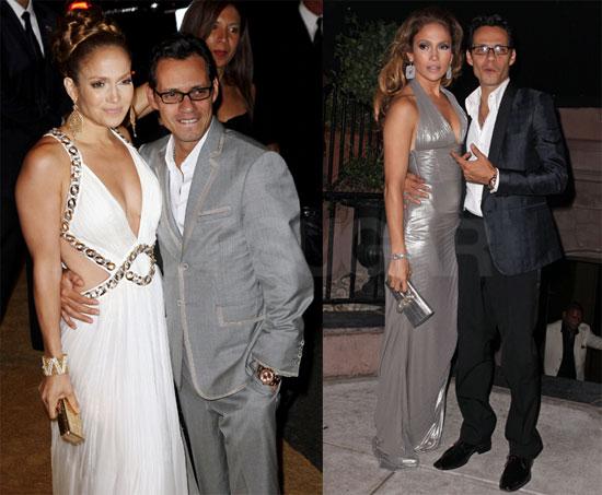 Photos of Jennifer Lopez in her Birthday Dresses