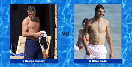Cast Your Votes For The Hottest Shirtless Guy!