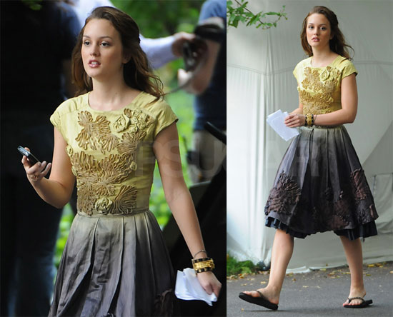 Leighton Meester Weight Loss Before And After Photos of Leighton Meester on