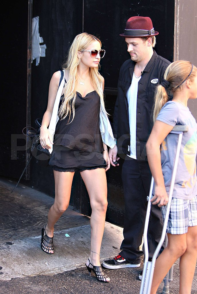 Photos of Nicole Richie and Joel Madden