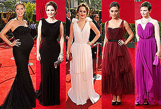 Photos of the 2009 Emmys Red Carpet