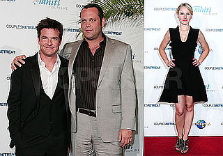 Photos of Vince Vaughn, Kristen Bell, and Jason Bateman at the Sydney Premiere of Couples Retreat