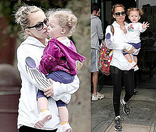 Photos of Nicole and Harlow's Sunday