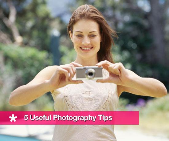 5 Useful Photography Tips