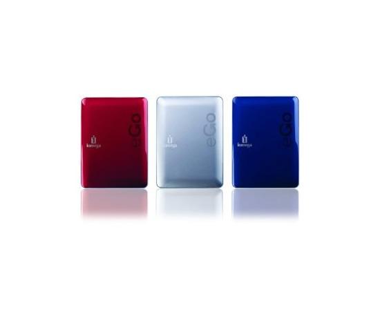 The 3rd Gen Iomega eGo Portable Hard Drive