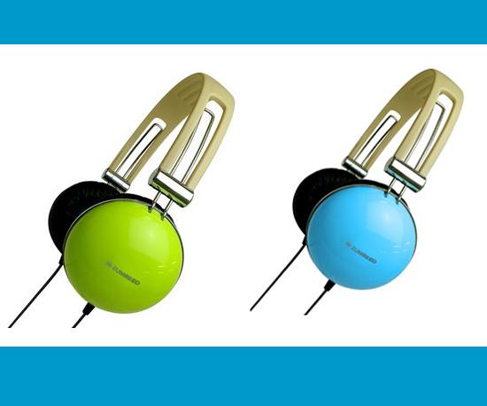 Zumreed Dream Color Headphones