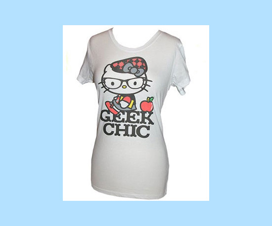 Hello Kitty Geek Chic Tee