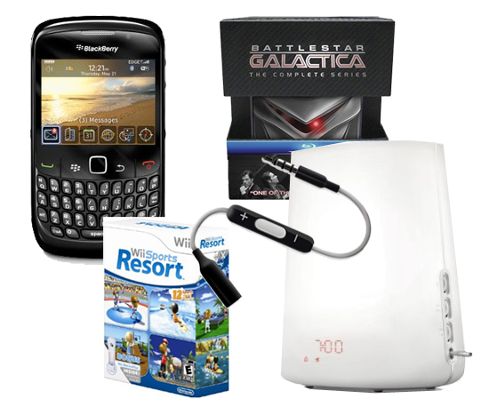 geeksugar's Must Have Gadgets and Accessories For August!