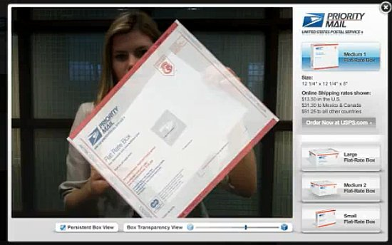 USPS Gets a Virtual Box Simulator to Help You With Your Shipping Needs