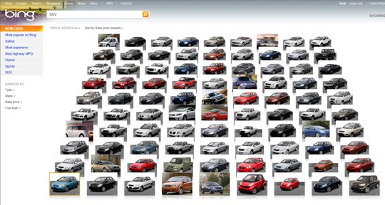 Daily Tech: Here's How You Can Test Out Bing's Visual Search