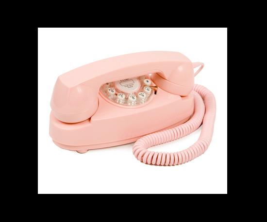 Pink Princess Phone
