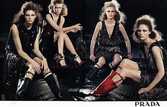 Fab Ad: Prada, Fall '09