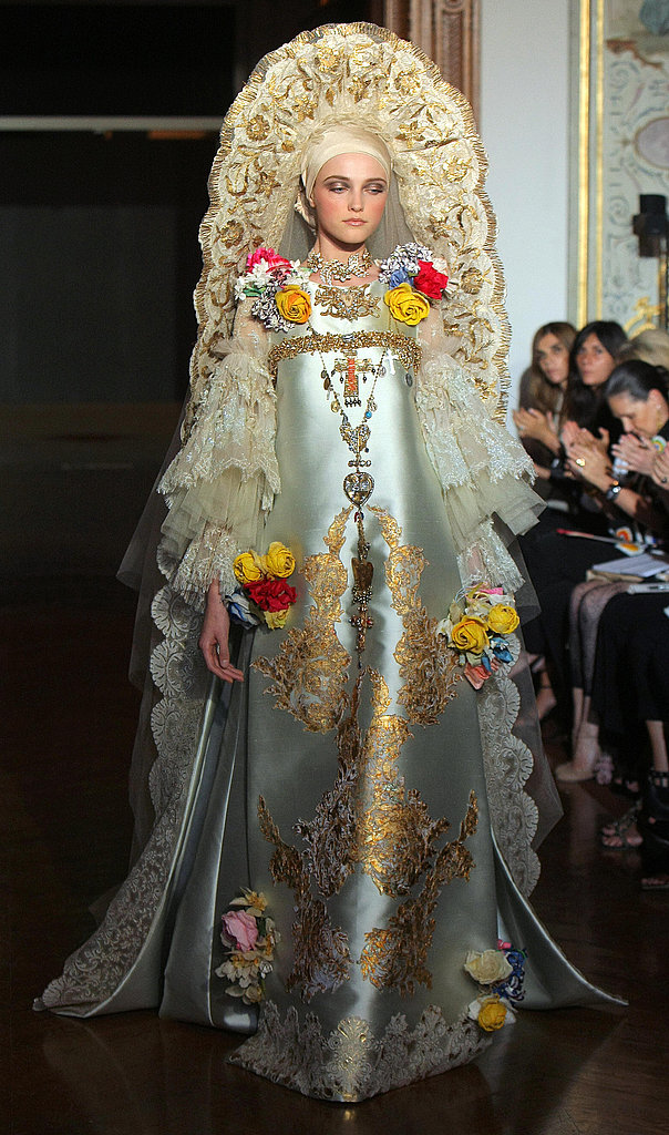 2009 Fall Couture: Christian Lacroix