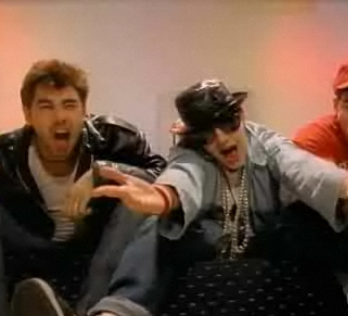 "FABTV: Beastie Boys ""Fight For Your Right to Party"""
