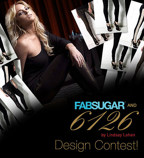 FabSugar and Lindsay Lohan 6126 Legging Design Contest