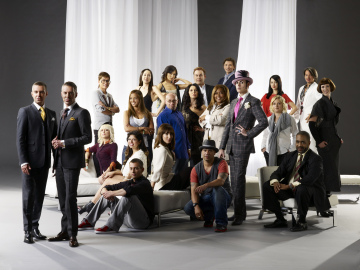 Meet the Dashing Cast of Bravo's Launch My Line