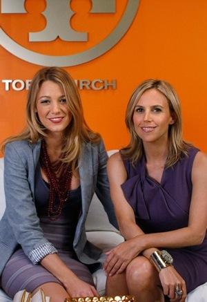 Fashion Designers Tory Burch and Georgina Chapman Make Cameos on Gossip Girl