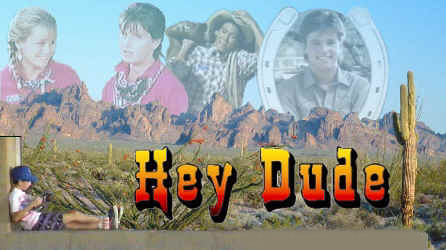 Back to Cool: Hey Dude